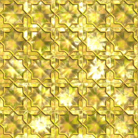 Piece mint of a foil. Seamless pattern best for replicate. Stock Photo - 3367970
