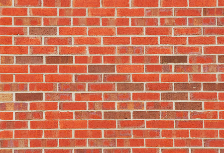 brick: red brick wall background