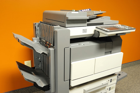 copier in office
