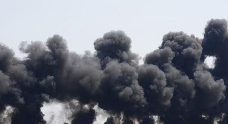 explode smoke