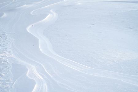 close on drift snow background, winter seasonal scene 版權商用圖片