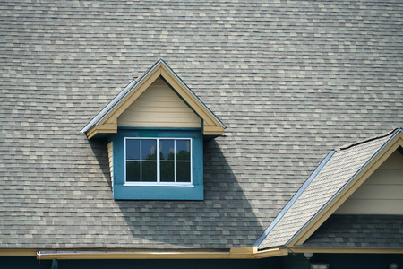 close up on attic and roof Imagens