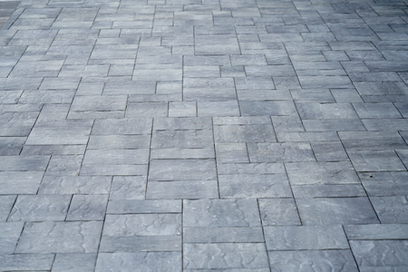 close up on gray stone floor background