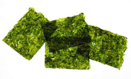 roasted seaweed sheet as snack