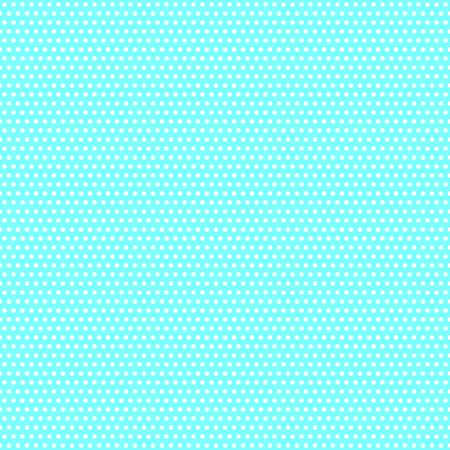 Seamless white pea pattern