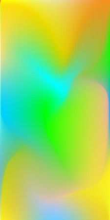 Phone x wallpaper, background. Editable gradient mesh masked into phone shape.