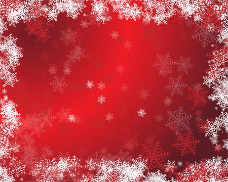 Fondo sobre un fondo abstracto rojo y blanco con tela de seda. Feliz año nuevo cotización. Perfecto para campañas en redes sociales.