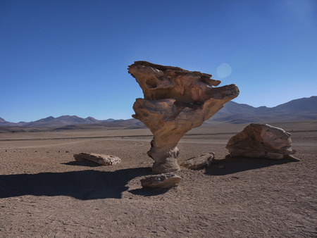 hardness: Rocks in the Atacama Desert