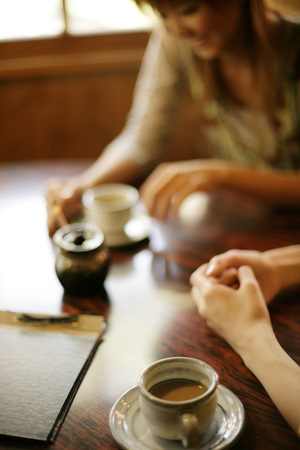 premises: Tea time