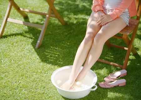 Foot bath LANG_EVOIMAGES