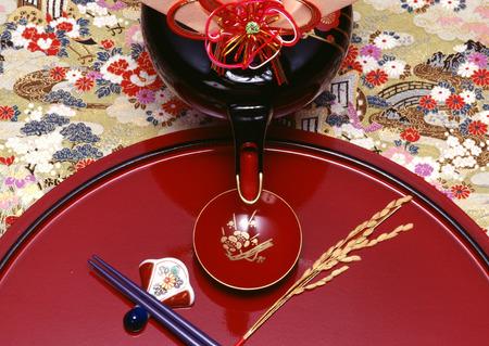 sake: New Year's ceremonial sake