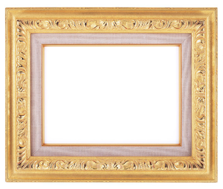 Oil Painting Frame Stock Photo, Picture And Royalty Free Image ...