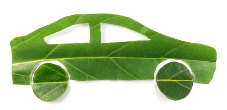 Green Leaf Car