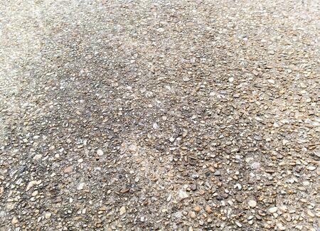 Concrete Pavement Background Pattern