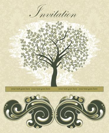 family reunion: Family Reunion Invitation Card