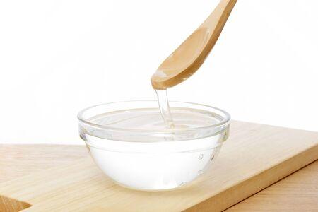 Aceite MCT de coco: 100% ácido graso de cadena media