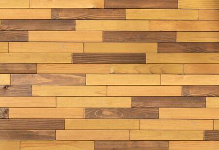 Beautiful wood plank wall background
