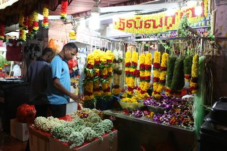 flowery: Indian flowery market