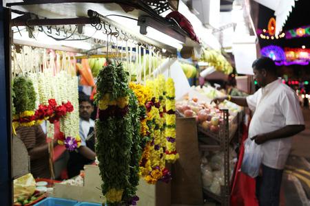 god's cow: Little india shop