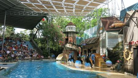 Safari World Bangkok Editorial