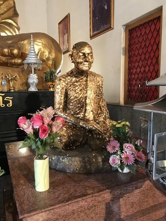 Wat Phikulthong temple Bangkok