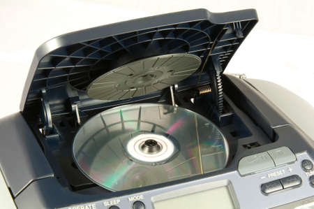 CD Deck photo