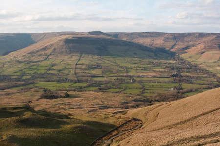 mam: Derbyshire from Mam Tor