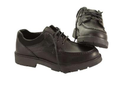 gents: Pair of Gents Black Shoes