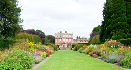Newby Hall and gardens photo