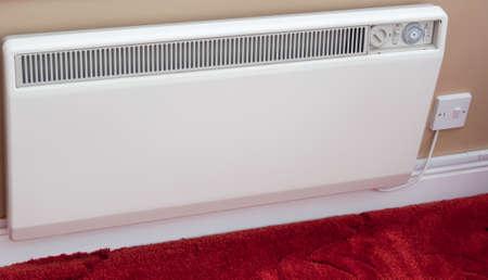 skirting: Wall radiator