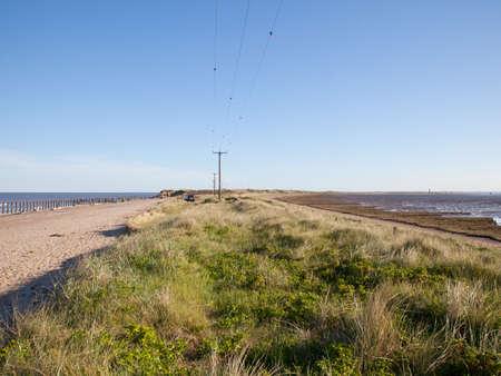 spurn: Spurn Point beach