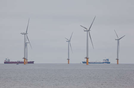 Redcar Windfarm photo