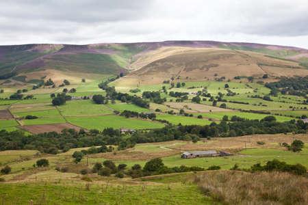 vale: Vale of Edale, Edale, Derbyshire, England, UK