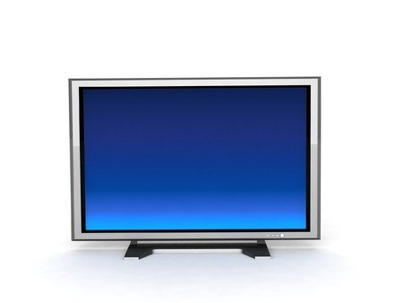 telecast: 3D lcd television