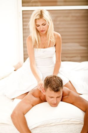 How to give a good sensual massage