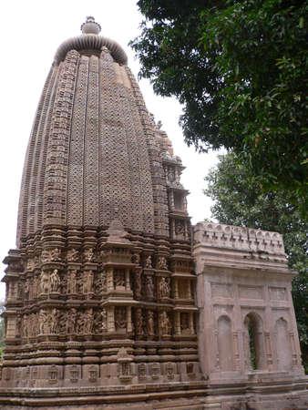 male likeness: India, Madhya Pradesh, Khajuraho, Mahadeva Temple