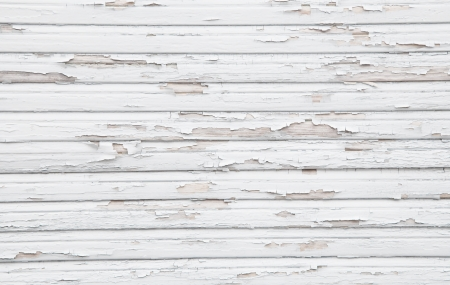 Shabby chic white wood background for a board
