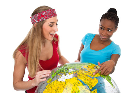 abroad: Girlfriends search for destination