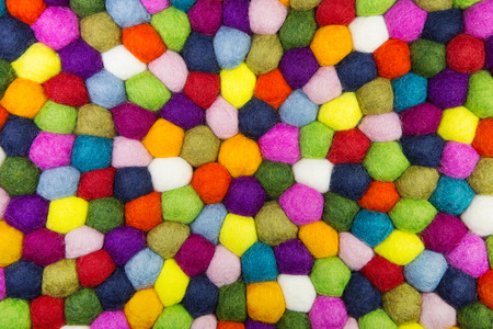 craft material tinker: Coloredl felt background for creative items and concepts.