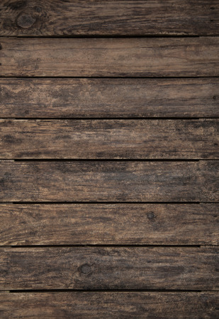 wood floor: Ancient vintage wooden dark brown patterned background.