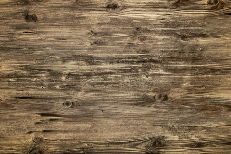 Wooden background - natural in brown color. Imagens