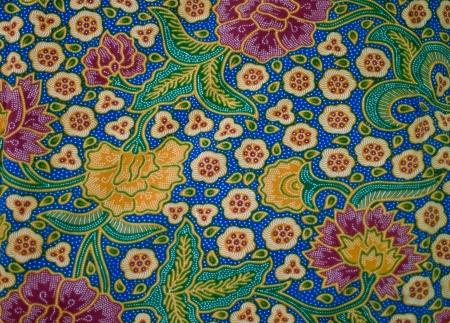 batik pattern 版權商用圖片