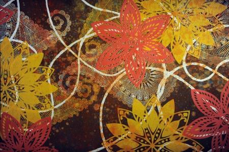 terengganu: Batik Pattern