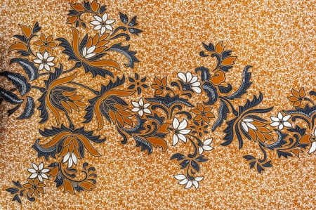 Royalty Free Batik Pattern
