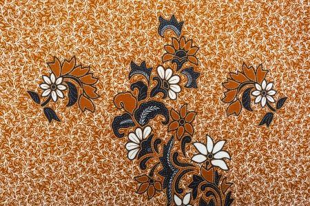 Beautiful Batik Pattern