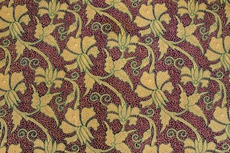 Royalty Free Floral Batik Motifs