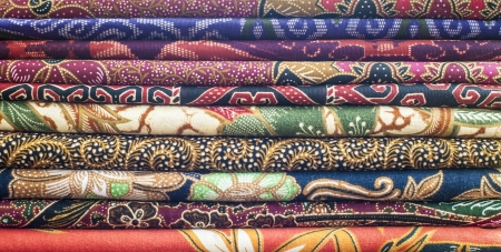 Stacked Batik photo