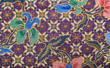 Batik Patterns   Motifs Stok Fotoğraf