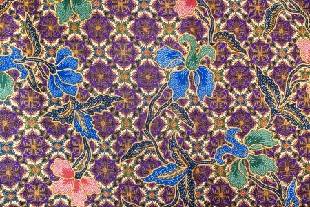 thai motifs: Batik Patterns   Motifs Stock Photo