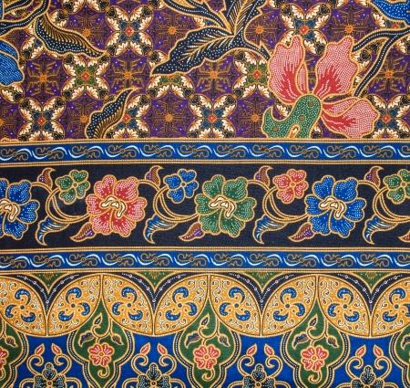 Batik Patterns   Motifs 스톡 콘텐츠